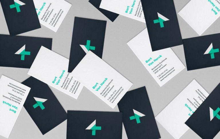 naamkaartjes, business cards, huisstijl, rebranding, visuele identiteit, typografie, nieuw logo, nieuwe huisstijl,