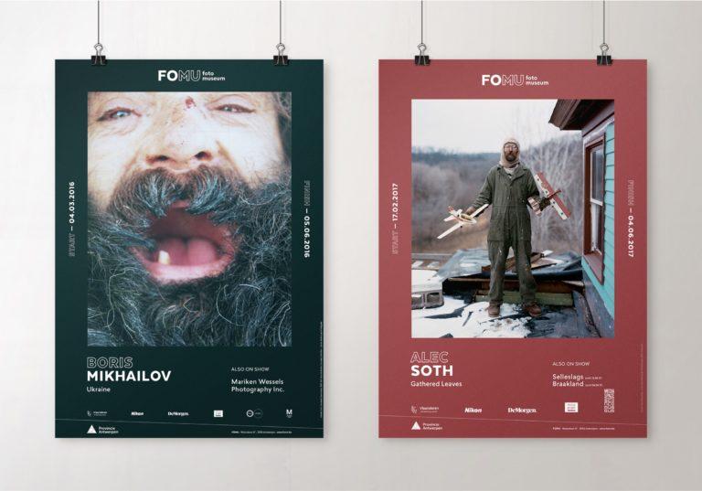 campagne, postercampagne, logo ontwerp, grafisch ontwerp Antwerpen, rebranding, nieuwe huisstijl, print design, programmaboekjes.