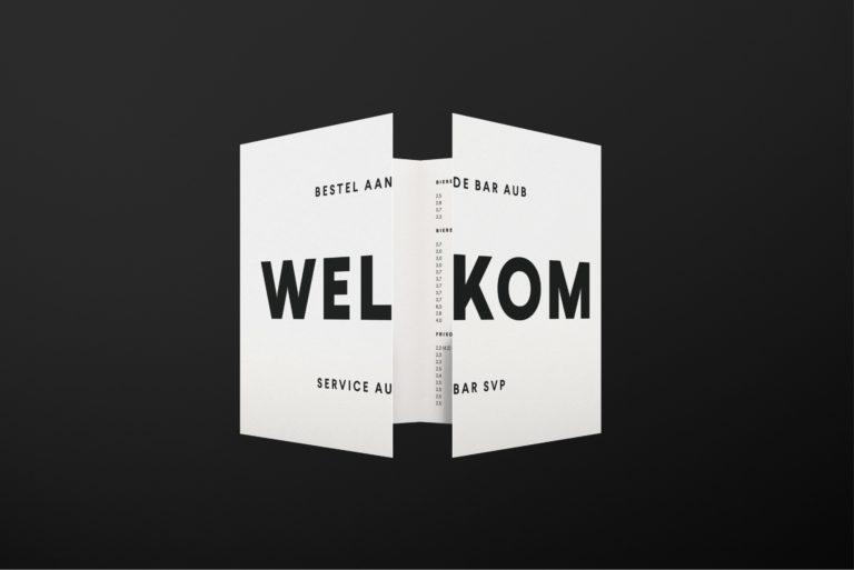 menu laten ontwerpen, menu ontwerp, menukaart ontwerpen, huisstijl, typografie, logo ontwerp, grafisch bureau Antwerpen