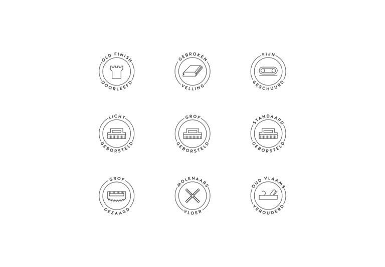 iconen, icoon, icoon ontwerp, iconografie, rebranding, nieuwe huisstijl, merkidentiteit, visuele identiteit, grafisch ontwerp Antwerpen,