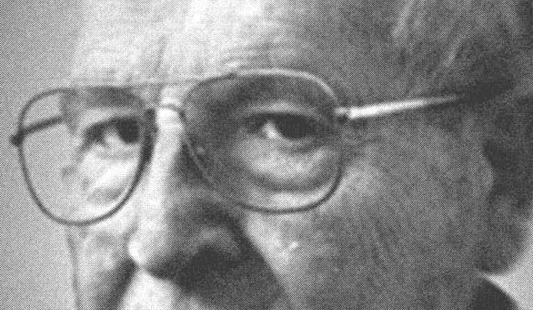 Portrait of brand inspiration Rik De Saedeleer.