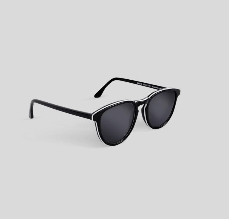 Meo Eyewear: Branding, Visual Identity, Webshop