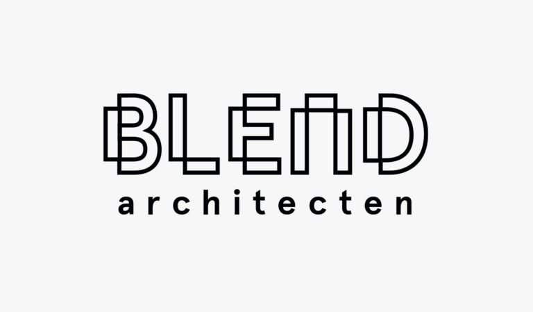 Blend architects: Visual Identity, Website