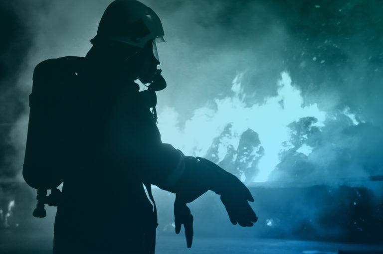 huisstijl logo website grafisch ontwerp branding antwerpen brandweer