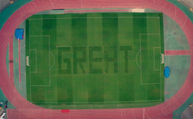 Make Belgium Great Again, Medialaan, VTM, Programma, Televisie, Huisstijl, Grafisch Ontwerp Antwerpen, Branding, Logo