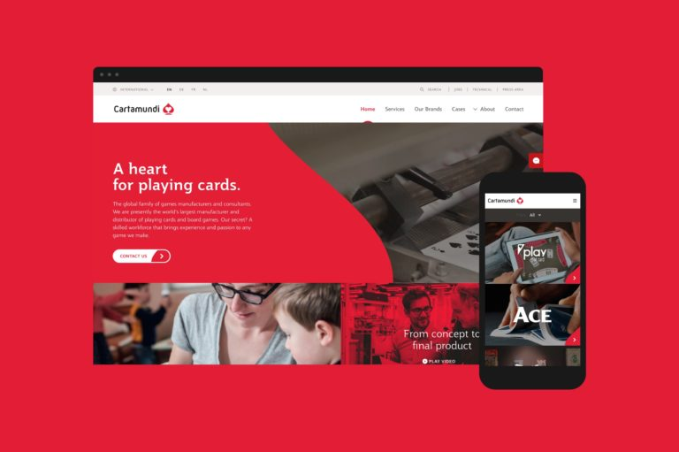 Responsive website, bedrijfswebsite, mobiele website, website laten maken, grafisch bureau Antwerpen, webdesign, web development