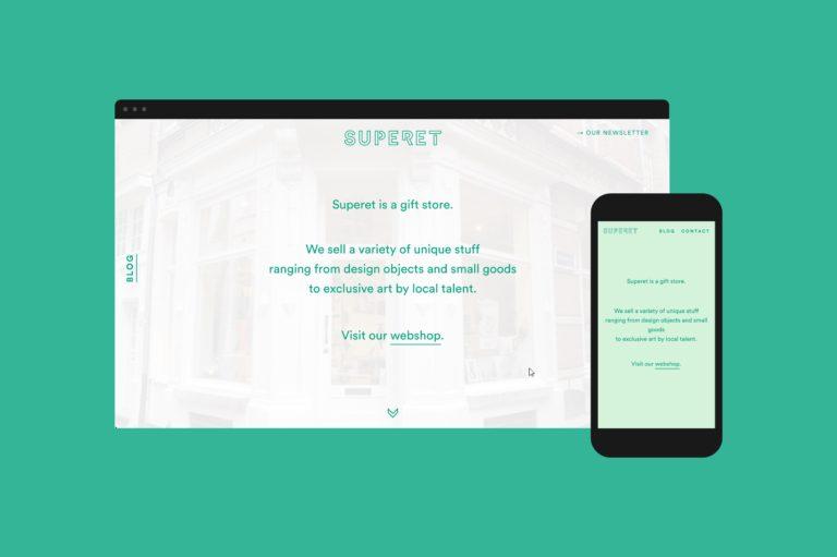 blog, lightweight website, conceptwebsite, website voor winkel, sociale media sharebuttons, social media , responsive website, mobiele website, responsive webdesign, grafisch bureau Antwerpen