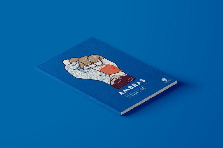 Magazine cover, magazine design, magazine lay-out, Antwerp, illustration.