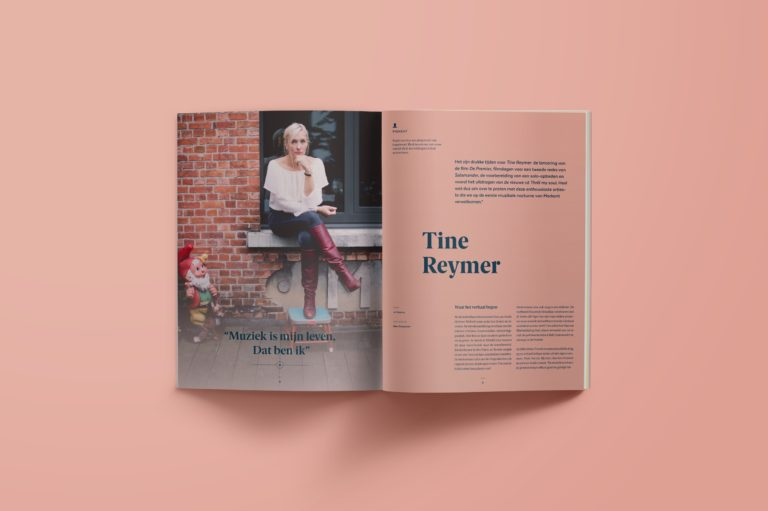 magazine design, magazine lay-out, graphic design Antwerpen, illustration, print design, logo design, visual identity,