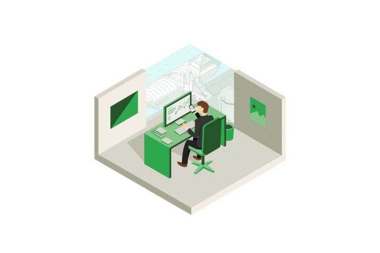 bedrijfsillustratie, verduidelijkende illustratie, illustratie Antwerpen, digitale illustratie, illustraties voor industrieel bedrijf, icoon , iconen ontwerpen, proces illustreren, grarfisch bureau Antwerpen