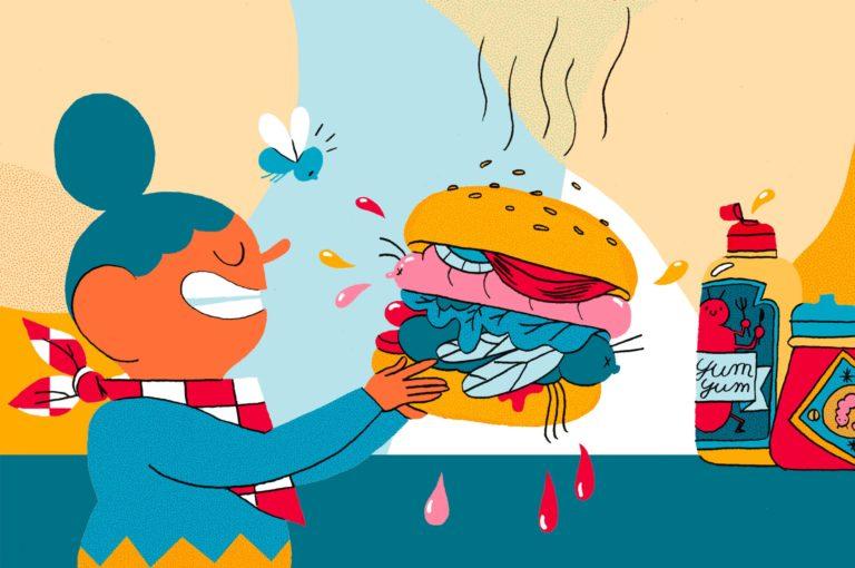 illustraties voor kinderen, kinderillustraties, illustraties voor kinderboek, kinderboek illustreren, illustrator Antwerpen, grafisch bureau Antwerpen, kleurrijke illustraties,
