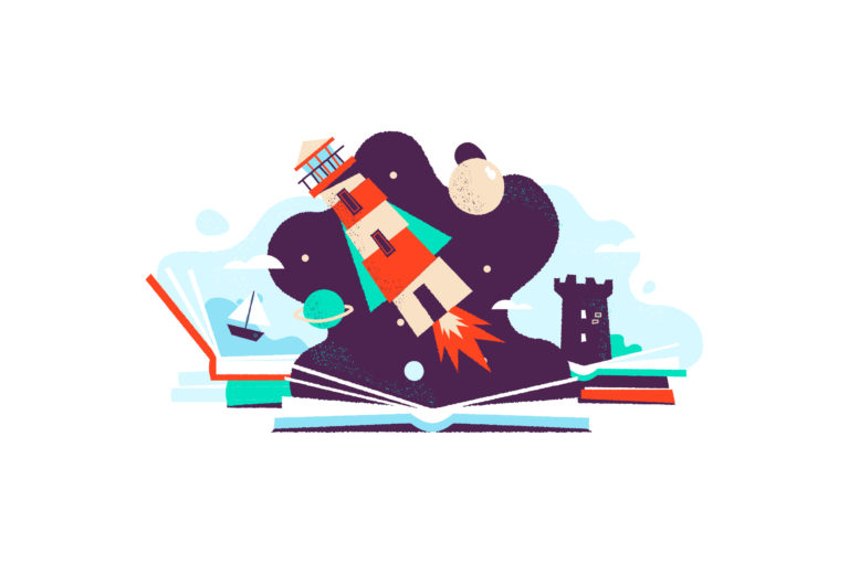 illustratie antwerpen css animatie baeckens books