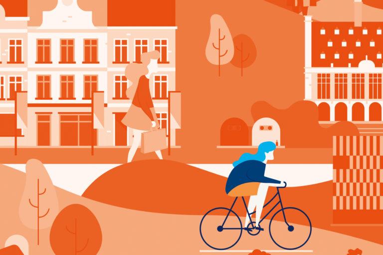 illustratie antwerpen living in leuven we make illustrations