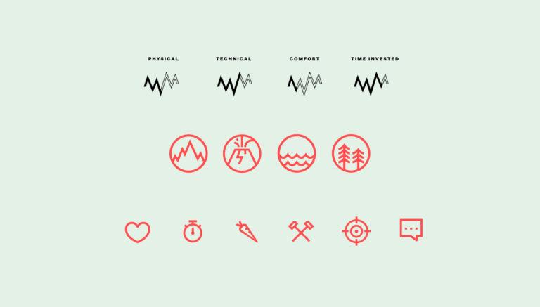 Illustratie, illustrator, Antwerpen, Adventure, Run, icon, icoon